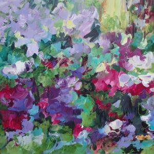 Garden-of-Joy,-30x40,mixed-media,-$2100