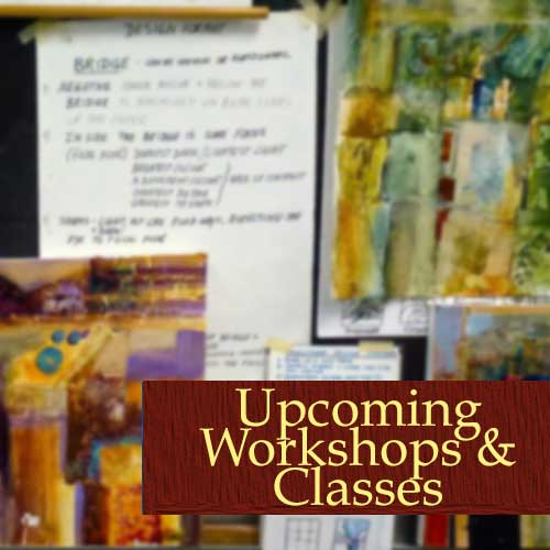 Upcoming Classes ad